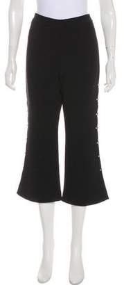 Jonathan Simkhai Cropped High-Rise Pants