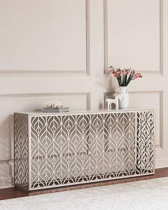 Hooker Furniture Elegant Ellison Metal Console