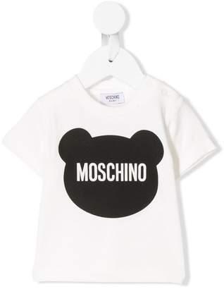 2fe6f229 Moschino Kids toy silhouette T-shirt