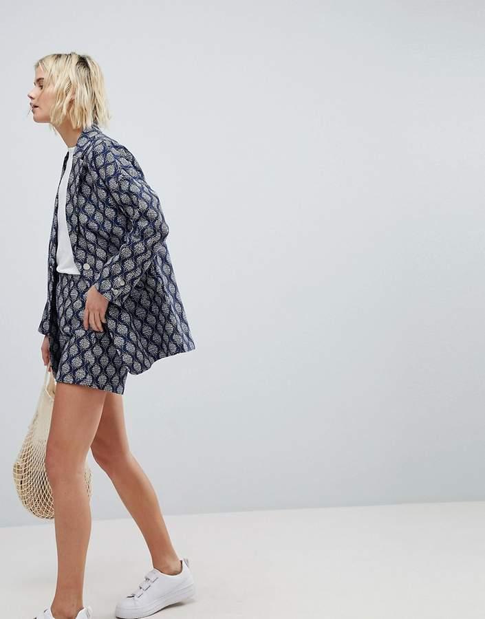 – Strukturierte Shorts