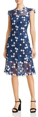 Elie Tahari Florance Lace Dress