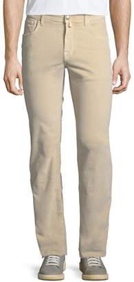 Jacob Cohen Men's Corduroy Cotton-Stretch Pants