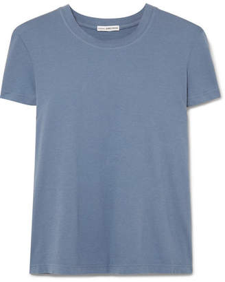 James Perse Vintage Boy Cotton-jersey T-shirt - Blue