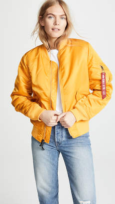 Alpha Industries MA-1 Military Flight Jacket
