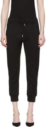 DSQUARED2 Black Classic Lounge Pants