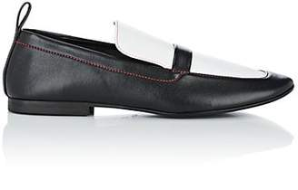 HIRAETH Women's Louise Faux-Leather Loafers - Black