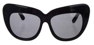 House Of Harlow Tinted Cat-Eye Sunglasses