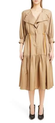 Toga Twill Dress