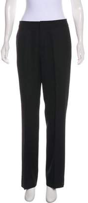 Lauren Ralph Lauren Wool High-Rise Pants