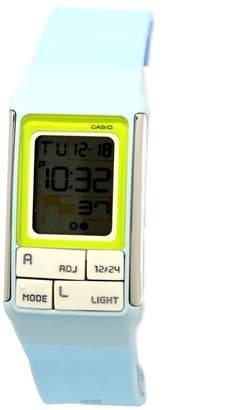Casio Women's Core LDF51-2A Blue Resin Quartz Watch with Dial