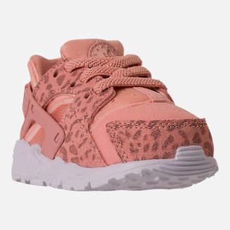 Nike Girls' Toddler Huarache Run SE Running Shoes