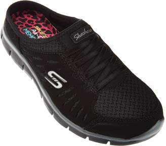 Skechers Mesh Slip-on Mules - Gratis No-Limits