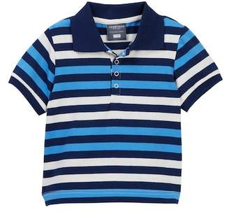 Toobydoo Francis Striped Polo Shirt (Baby, Little Boys, & Big Boys)