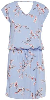 B.young Bluebell Floral Dress