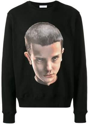 Ih Nom Uh Nit Stranger Things sweatshirt