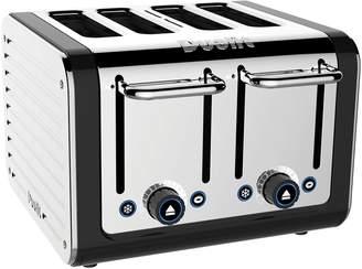 Dualit Design Series 4-Slice Stainless Steel Toaster