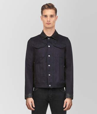 Bottega Veneta DARK NAVY DENIM JACKET