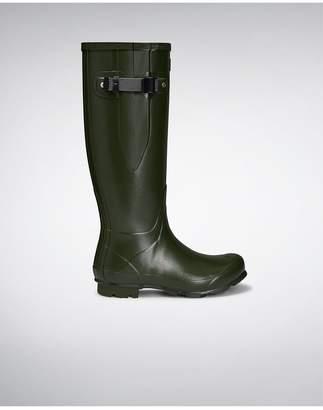 Hunter Womens Norris Field Side Adjustable Rain Boots