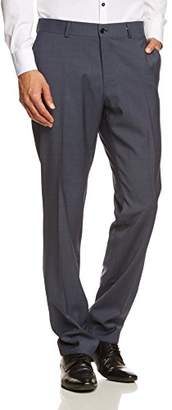 Esprit Men's 995EO2B900 Plain Suit Trousers,30R (Manufacturer Size: 46)