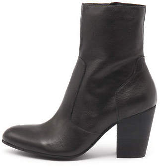 Django & Juliette New Hester Black Womens Shoes Casual Boots Ankle