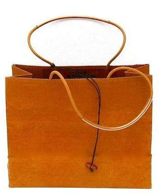 The Brave Brown Bag Classic Wax Cotton Shopper