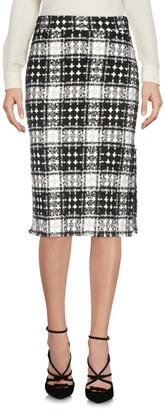 NORA BARTH Knee length skirts - Item 35331823QD