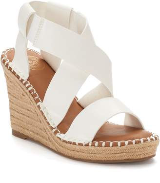 So SO Halibut Women's Wedge Sandals
