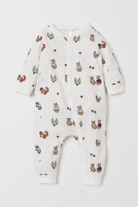 H&M All-in-one jersey pyjamas