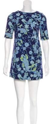 Lilly Pulitzer Catfish Mini Dress