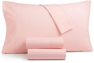 Charter Club Closeout! Sleep Soft 3-Pc Twin Sheet Set, 300-Thread Count 100% Cotton, Created for Macy's Bedding