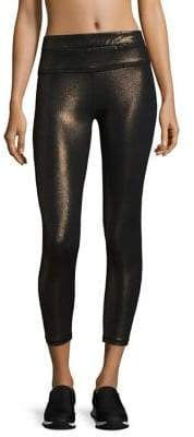 Stardust Metallic Leggings