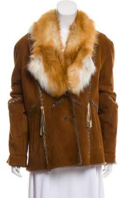 Fur Stephen Shearling Jacket