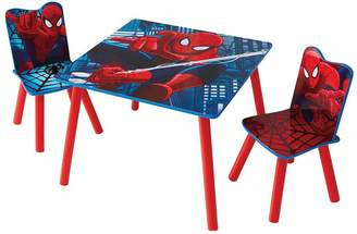 Spiderman Table and 2 Chairs by HelloHome