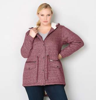 Avenue Fleece Anorak Jacket