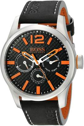 HUGO BOSS Boss Orange Men's 1513228 PARIS Analog Display Japanese Quartz Watch