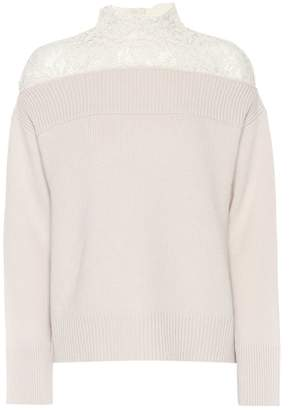 Schumacher Dorothee Pull Strong Sensuality wool and cashmere sweater