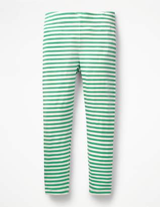 Boden Stripe & Spot Leggings