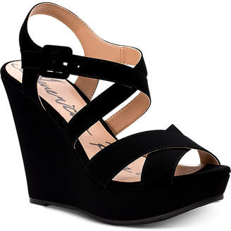 c1a58f811 ... American Rag Rachey Dress Platform Wedge Sandals