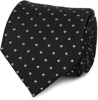 Reiss Jacob Silk Patterned Tie