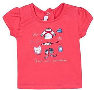 Absorba Baby Girls' T-Shirt,(Manufacturer Size: 36 Months)