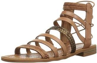 Nine West Women's Xema Synthetic Gladiator Sandal