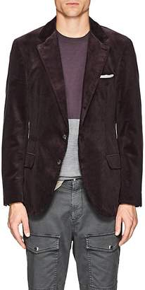 Brunello Cucinelli Men's Cotton Corduroy Three-Button Sportcoat