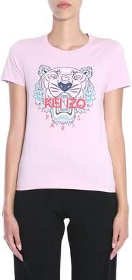 Kenzo Round Collar T-shirt