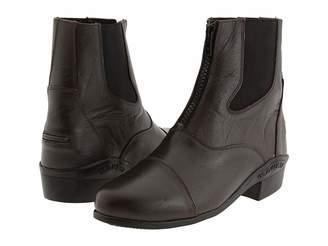 Old West English Kids Boots Zipper Boot (Toddler/Little Kid/Big Kid)