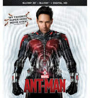 Disney Ant-Man Blu-ray 3D Combo Pack