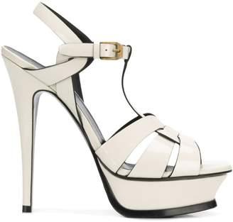 6abe92298a Saint Laurent Tribute sandals