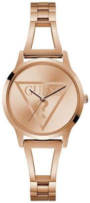 GUESS W1145L4 Lola Rose Gold Watch