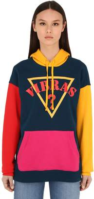 GUESS X J Balvin Vibras Collection Multicolor Sweatshirt Hoodie