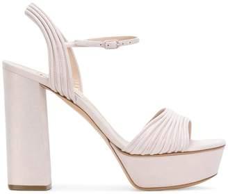 Casadei platform sandals