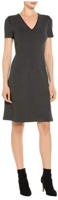St. John Milano Knit Dress